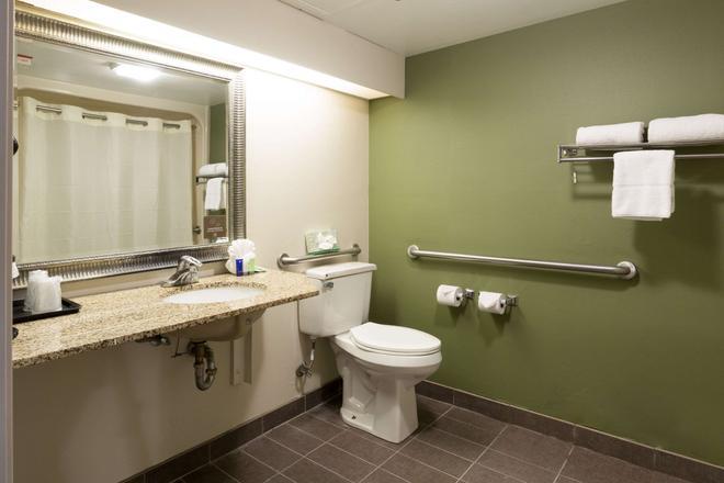 Sleep Inn Phoenix Sky Harbor Arpt - Φοίνιξ - Μπάνιο