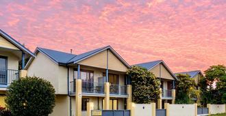 Nautilus Lodge Motel - Motueka - Building