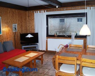 Ferienwohnung An der Innerste - Wildemann - Wohnzimmer