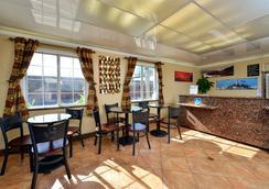 Americas Best Value Inn San Mateo San Francisco - San Mateo - Ravintola