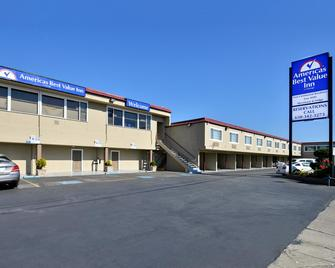 Americas Best Value Inn San Mateo San Francisco - San Mateo - Gebäude