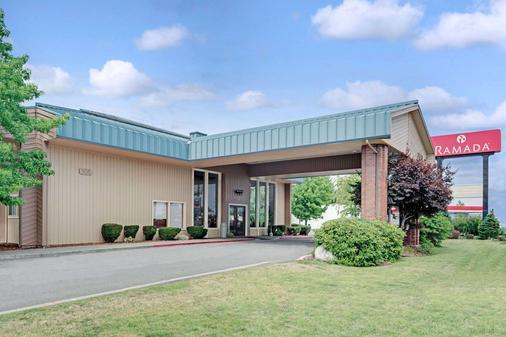 Ramada by Wyndham Spokane Valley - Spokane - Toà nhà