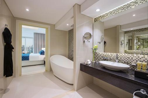 達瑪克麥遜皇家特色飯店 - 杜拜 - 浴室