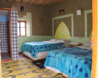 palacio zaouit sidi hamza - Midelt - Bedroom