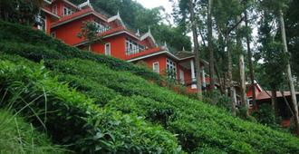 Tea Valley Resort - Munnar - Utsikt