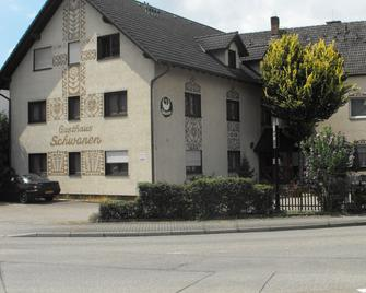 Schwanenhotel - Kehl - Building