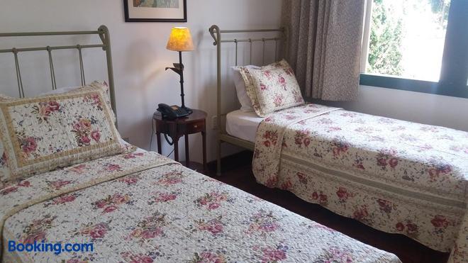 Don Quixote Pousada - Tiradentes - Bedroom