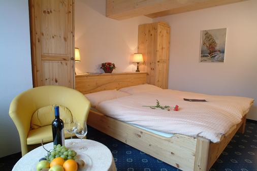 Hotel Conrad - Зент - Спальня