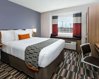 Microtel Inn And Suites by Wyndham Monahans - Monahans - Ložnice