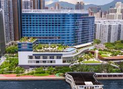 Kerry Hotel, Hong Kong - Hong Kong - Building