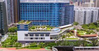 Kerry Hotel, Hong Kong - Hongkong - Rakennus