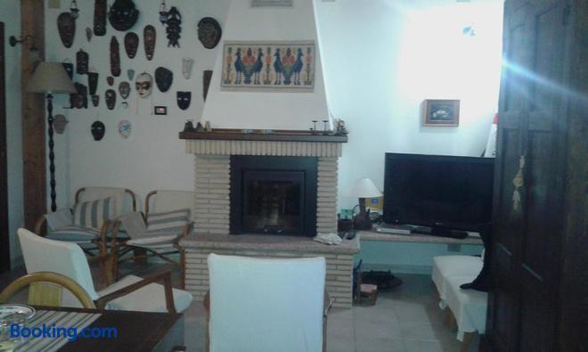 B&B S'Archiotta - Buggerru - Living room