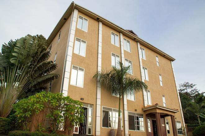 Sheron Hotel - Kampala - Building