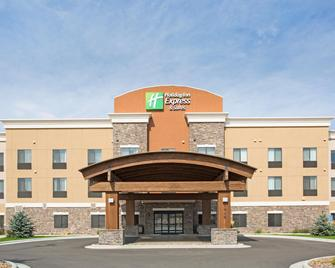 Holiday Inn Express Hotel & Suites Glendive - Glendive - Building