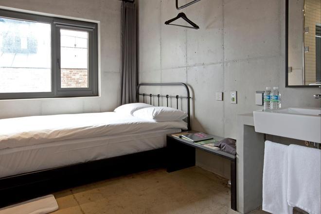 플레이스 캠프 제주 - 서귀포 - 침실