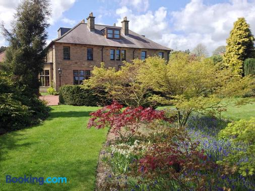 West Acre House - Alnwick - Building