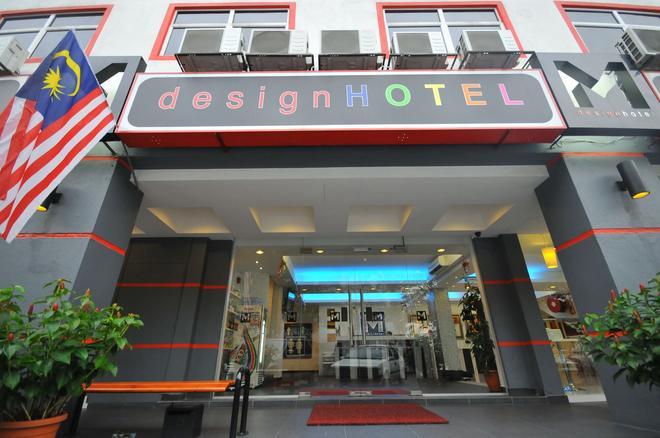 M Design Hotel at Pandan Indah - Kuala Lumpur - Building