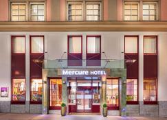 Hotel Mercure Wien Zentrum - Viena - Edificio