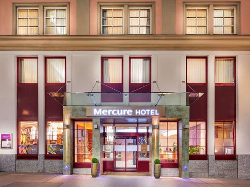 Hotel Mercure Wien Zentrum - Βιέννη - Κτίριο