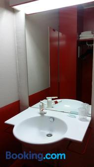 Bonsaï Hotel Orleans - Olivet - Bathroom