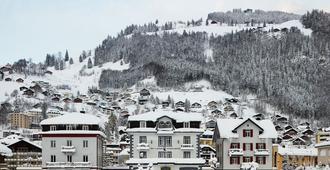 Ski Lodge Engelberg - Engelberg - Edifício