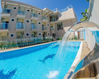 Villarejo Parque Hotel - Penha - Piscina
