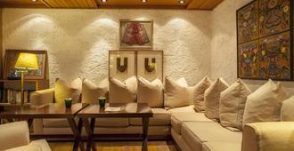 Herodion Hotel - Athen - Wohnzimmer