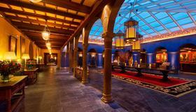 Palacio del Inka, a Luxury Collection Hotel - Cusco - Lobby