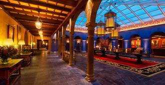 Palacio del Inka, a Luxury Collection Hotel - Cusco - Lobby
