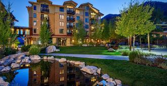 Hotel Terra Jackson Hole - A Noble House Resort - Teton Village - Bâtiment