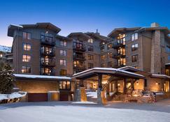 Hotel Terra Jackson Hole - A Noble House Resort - Teton Village - Gebäude
