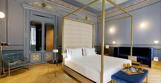 Axel Hotel Madrid - Adults Only - Madrid - Schlafzimmer