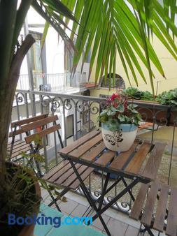 B&B Mini Hotel Incity - Salerno - Balcony