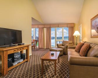 Club Wyndham Pagosa - Pagosa Springs - Living room