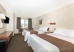 Days Inn by Wyndham Missoula Airport - Missoula - Bedroom