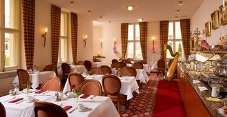 Hotel & Apartments Zarenhof Berlin Prenzlauer Berg - Berlín - Restaurante