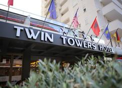 Twin Towers Hotel - Shëngjin - Outdoors view