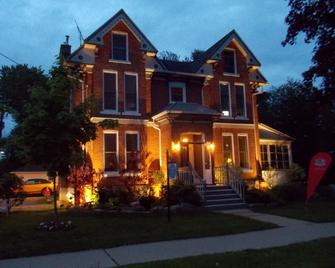 Seaway Manor - Gananoque - Building