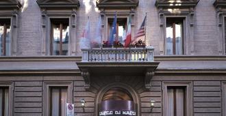 Croce DI Malta Hotel - Florence - Building