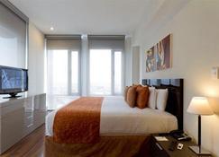 Plaza Suites México City 2403 - Kota Meksiko - Kamar Tidur
