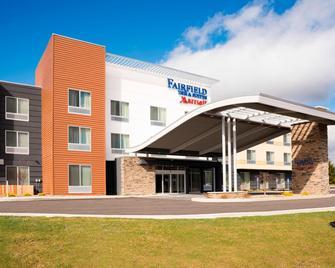 Fairfield Inn & Suites Medina - Medina - Building