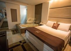 Nayru Hotel - Toledo - Schlafzimmer