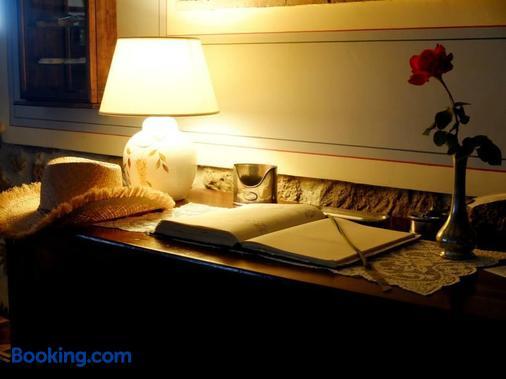 Agriturismo Locanda Pantanello - Pitigliano - Bedroom