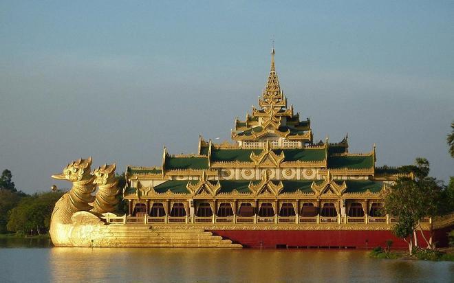 Best Western Green Hill Hotel - Yangon - Nähtävyydet