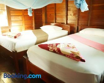 The Boathouse - Ban Dondét - Bedroom