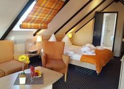 Aparthotel Kleine Perle - Cuxhaven - Κρεβατοκάμαρα