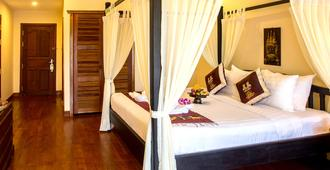 Angkor Heritage Boutique Hotel - Siem Reap - Phòng ngủ