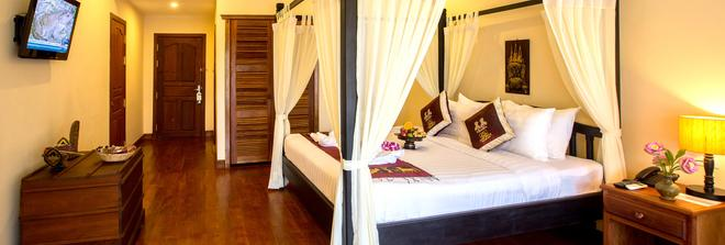 Angkor Heritage Boutique Hotel - Siĕm Réab - Makuuhuone