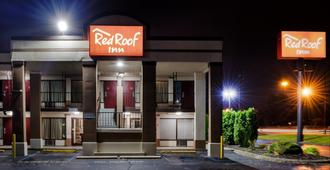 Red Roof Inn Indianapolis East - Indianapolis - Toà nhà