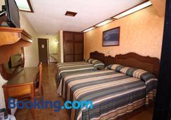 Hotel Isabel I - Оахака - Спальня